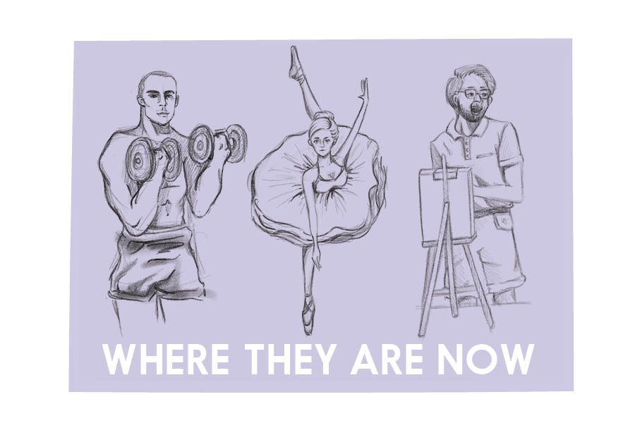 Where they are now