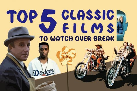 5 classic films to watch over break