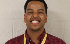 Mr. Ochs will be at West High until May, when he will graduated from the University of Iowa.