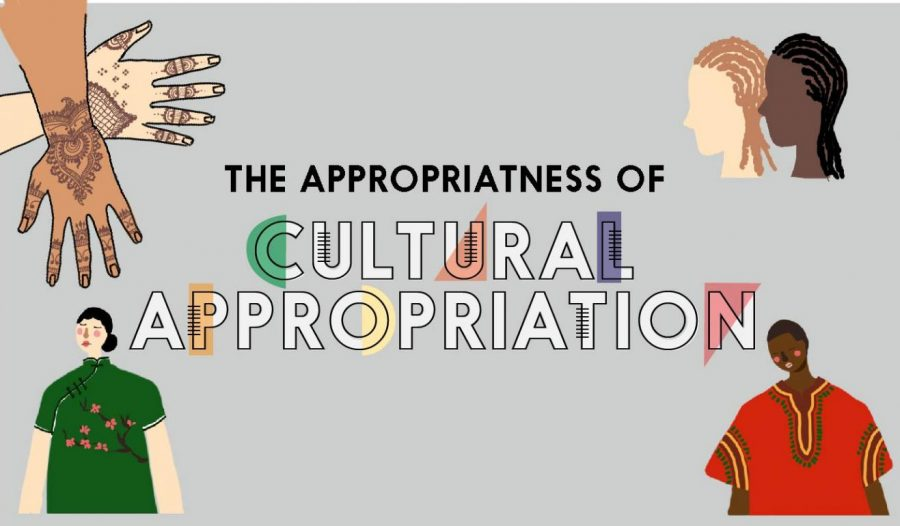 The appropriateness of cultural appropriation
