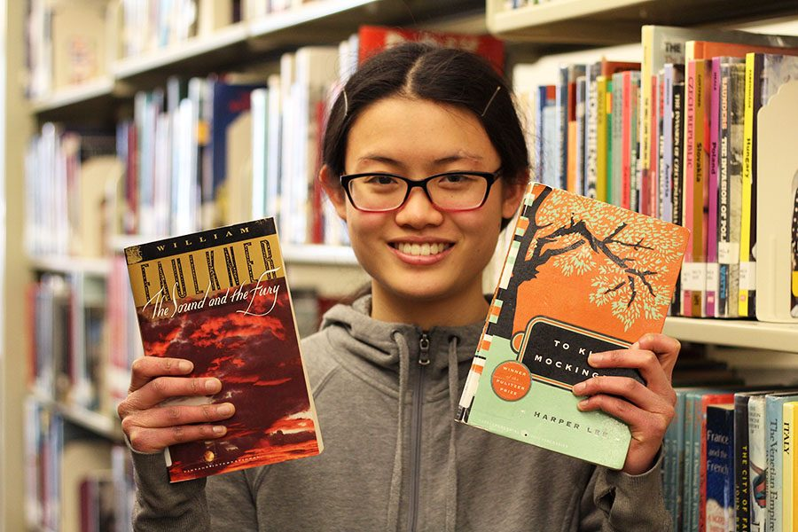 Ting Gao '19 ranks every book she has read in high school English in her four years at West.