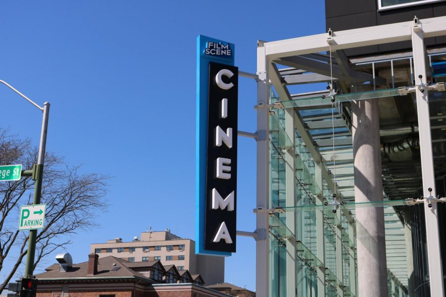 A+new+FilmScene+marquee+was+recently+added+to+the+Chauncey%27s+structure.+