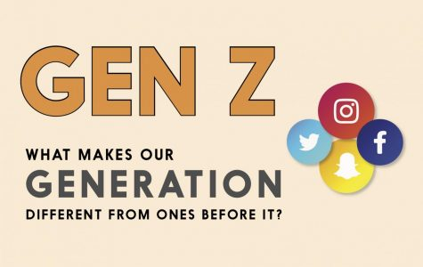 Growing up Generation Z