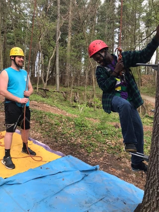 Ziplining, farm experiences, canoeing, fishing and tree climbing are among the many activities that camp attendees can choose to partake in.