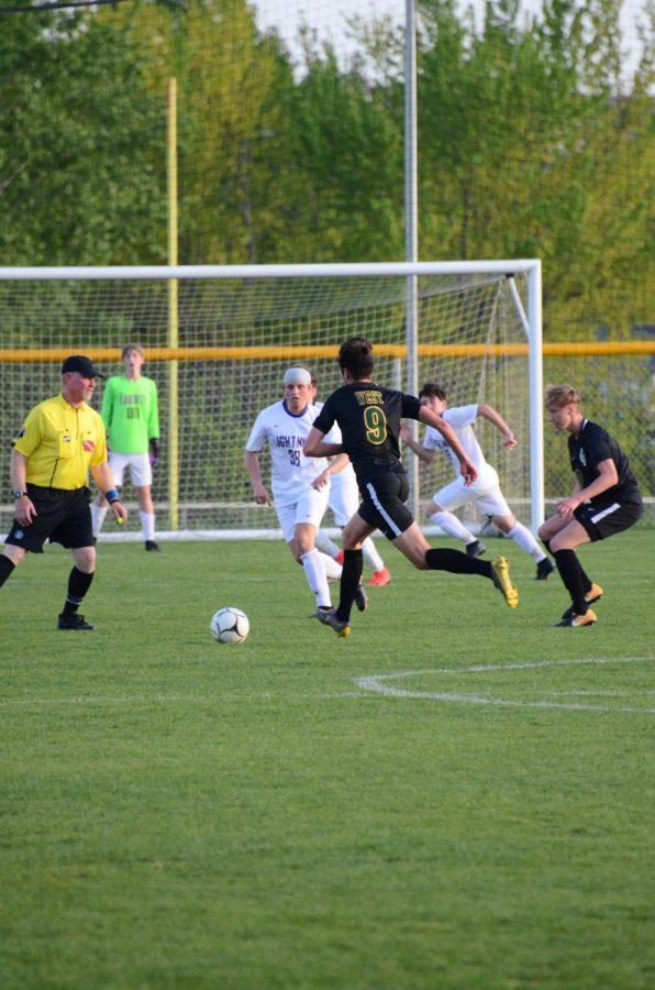 Senior Night: Boys Soccer