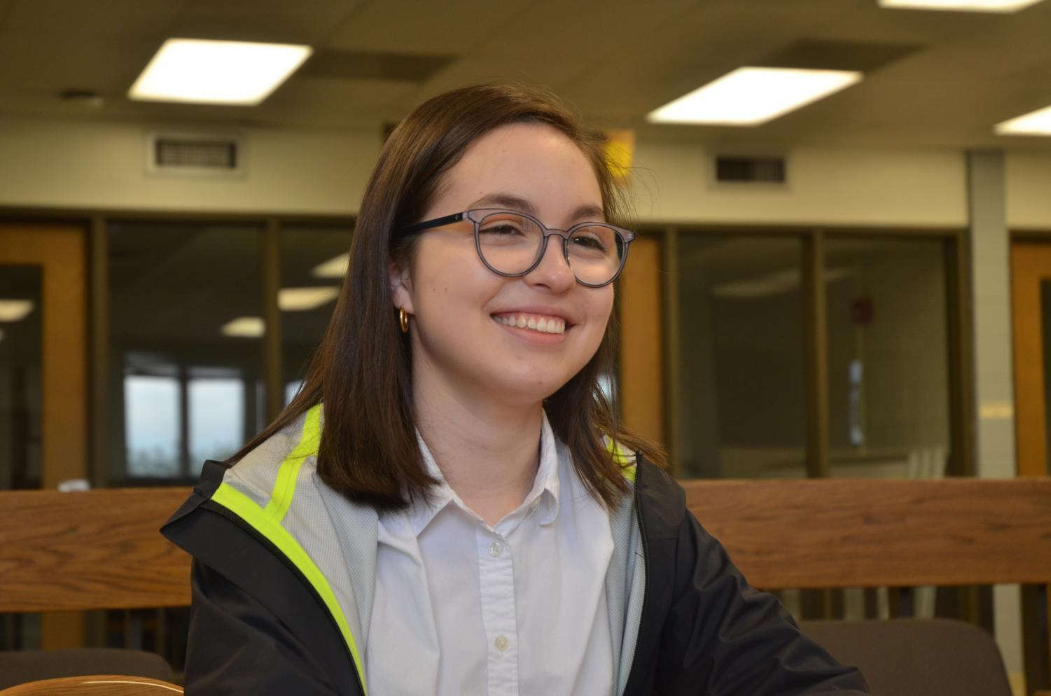 Perry Heredia '21 discusses her decision to attend the boarding school, Maston Academy in Boston, Massachusetts next year.
