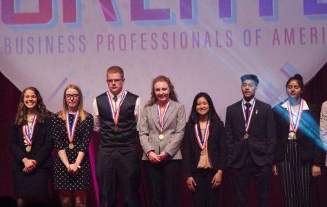 BPA members place at National Leadership Conference
