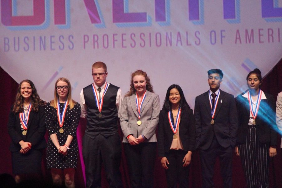 BPA members place at National Leadership Conference