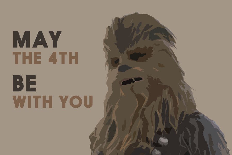 In honor of the late Peter Mayhew.