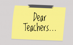 Dear teachers: from the class of 2019