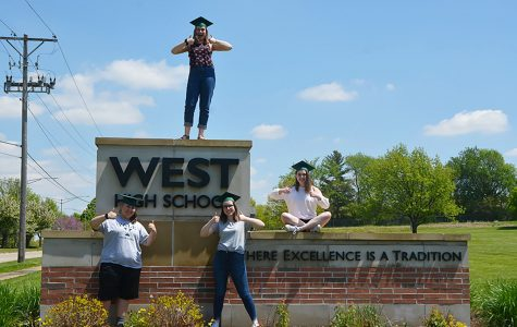 West Side Radio: seniors reflect on 4 years at West