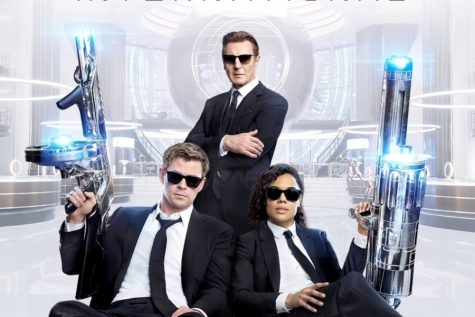 "Chris Hemsworth and Tessa Thompson fail to save disappointing ""Men in Black: International"""