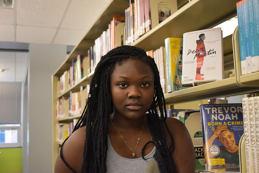 Mariam Keita '22 discusses the recent improvements in representation of minority groups in the media and in books.