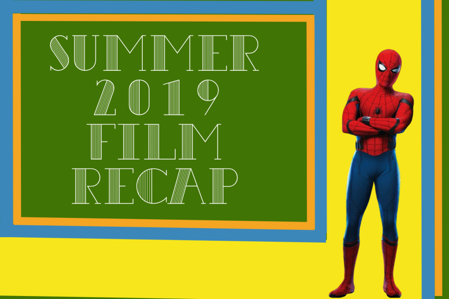 Summer 2019 in film: a recap