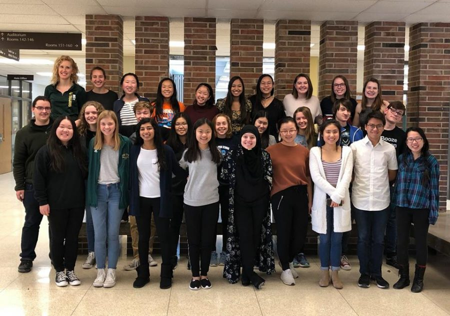 NSPA names West Side Story a Newspaper Pacemaker finalist