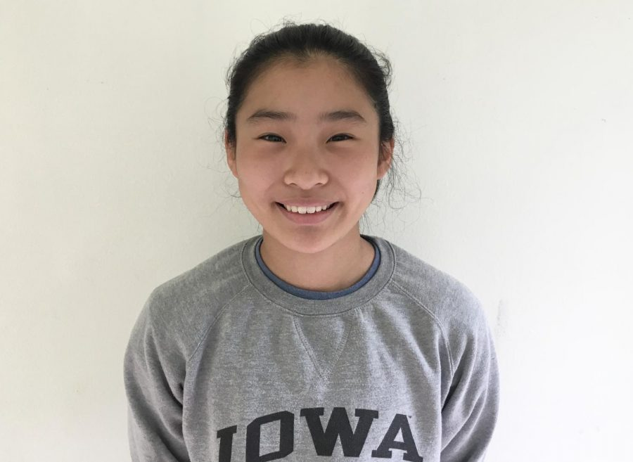 D.C.'s Freedom Forum Institute names Hanah Kitamoto Iowa's Free Spirit Scholarship winner