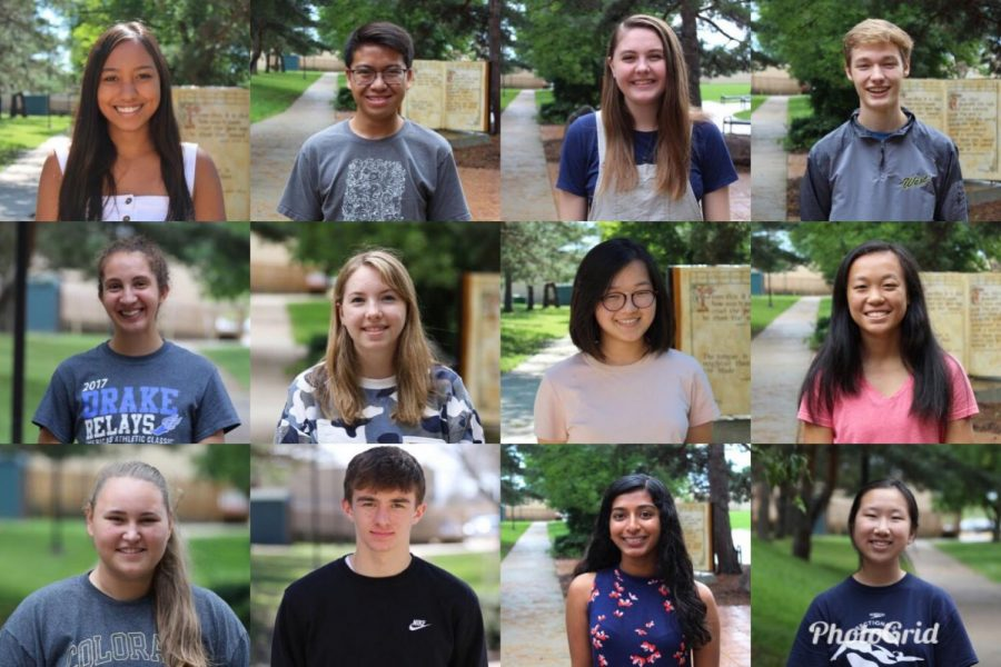 NSPA named 12 WSS staffers finalists in its individual contests.