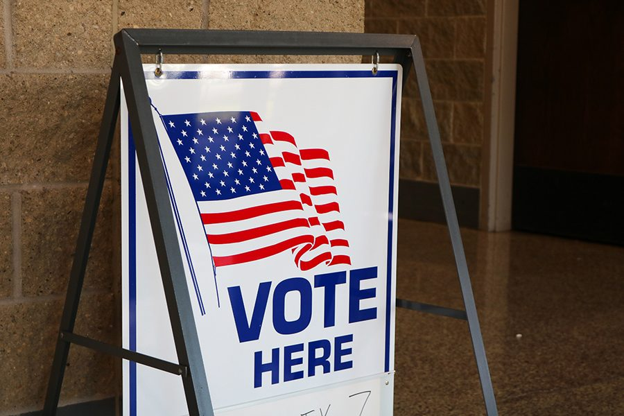 Citizens can vote for School Board at polling places throughout the Iowa City Community School District..