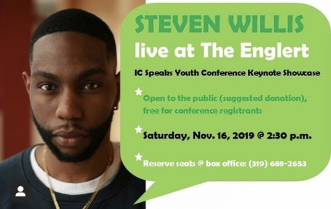 IC Speaks holds live spoken word performance
