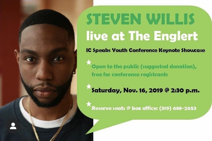IC Speaks holds live spoken word performance