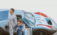 Ford v Ferrari is among the list of movies to watch during Thanksgiving break.