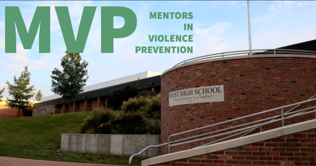Assistant princiapl Molly Abraham is pioneering the new Mentors in Violence Protection program to help upperclassmen develop the skills necessary to become active bystanders.