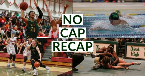 No Cap Recap is a sports podcast with sports editors Joe Goodman and Owen Aanestad. This episode looks at the first few weeks in West High winter sports and offers some insightful takeaways from the team