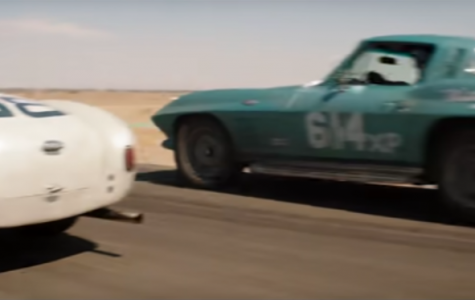 """Ford v Ferrari"" is the GT40 of movies"