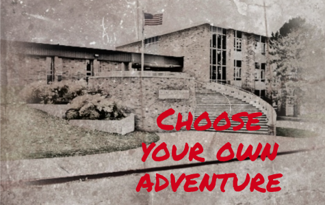 Only one path will lead you to happiness in this Choose Your Own Adventure.