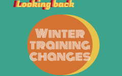 Looking back: Winter training changes