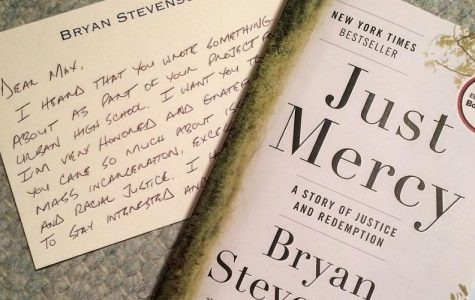 Just Mercy by Bryan Stevenson, the book.