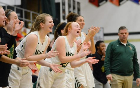 West takes control of Cougars on Senior Night