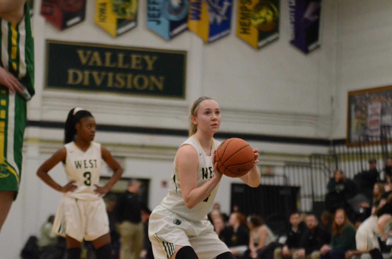 Women of Troy beat Kennedy in first regional game