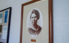 A portrait of Kate Wickham is proudly displayed in the main entrance of the school. The Kate Wickham Memorial Trust Fund was established in early 1954.