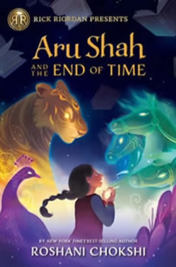 """Roshani Choski excites with her mythological juvenile debut """"Aru Shah and the End of Time"""""""