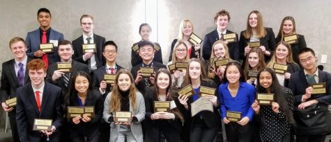 West speech and debate makes semi-finals
