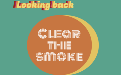 Looking back: Clear the smoke