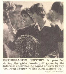 Looking Back: The dwindling of traditions and school spirit