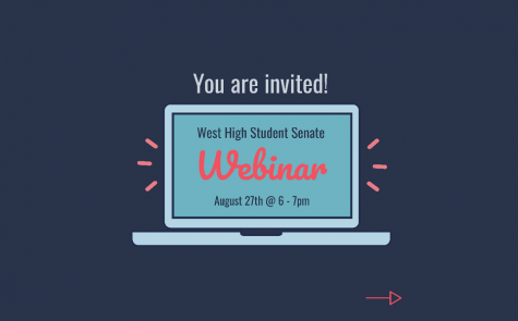 Student Senate to hold first monthly webinar