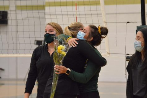 Women of Troy fall to City High in three sets on senior night