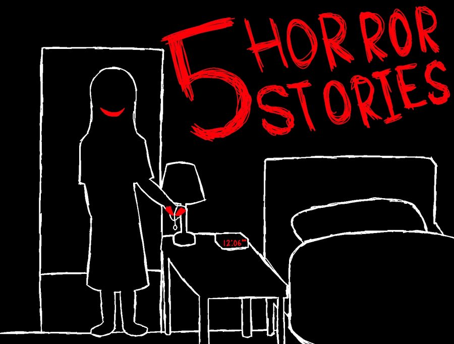 WSS has compiled some spooky horror stories from the internet and students for you to read in celebration of Halloween.