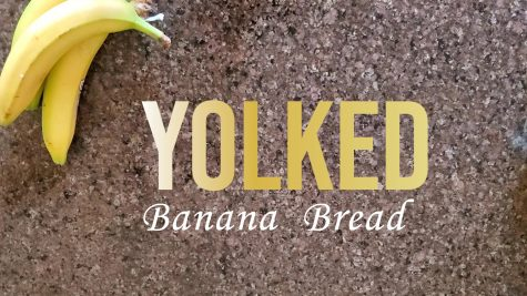 Yolked: banana bread