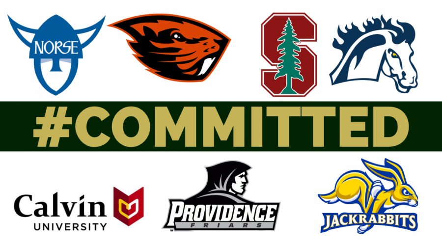 Six+West+High+athletes+signed+their+National+Letters+of+Intent+on+Nov.+11+to+continue+their+academic+and+athletic+careers+at+schools+across+the+country.