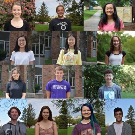 NSPA names a record-breaking number of WSS staffers as finalists in national contest