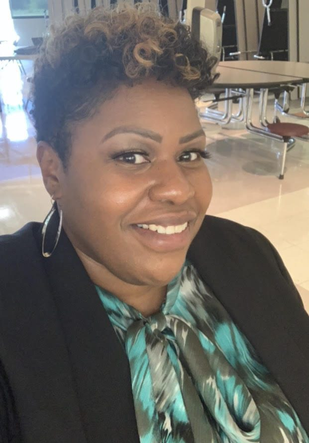 Director of Diversity and Cultural Responsiveness Laura Gray works tirelessly serving the ICCSD.