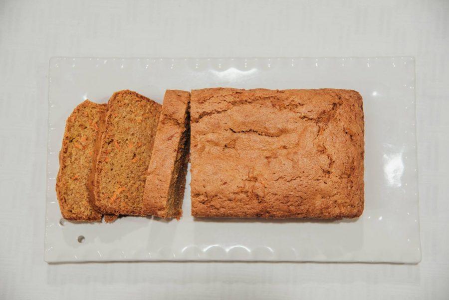 Carrot+loaf+cake
