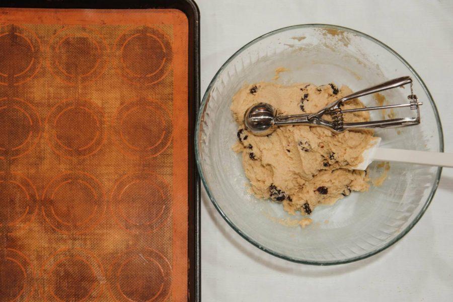 Chocolate+chip+apple+cookies