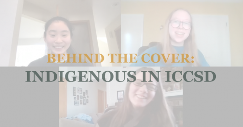 "In the first WSS Behind the Cover, the staffers who worked on ""Indigenous in ICCSD"" break down their creative process."