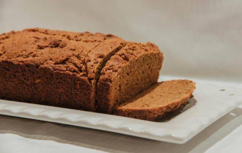 Gingerbread loaf (gluten free)