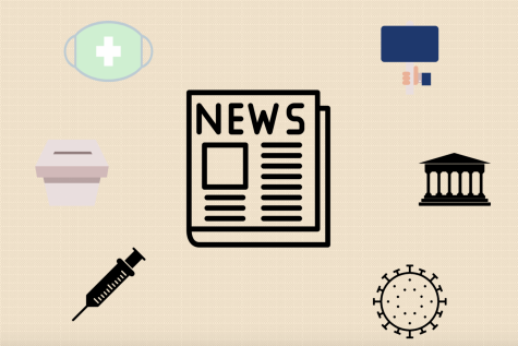 A vaccine and U.S. administrative changes are just two of the many news developments from the month of December.